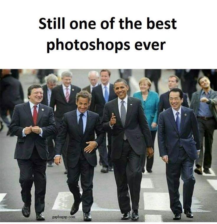 Best Photoshops Of The Day ft. Barack Obama And Leonardo DiCaprio