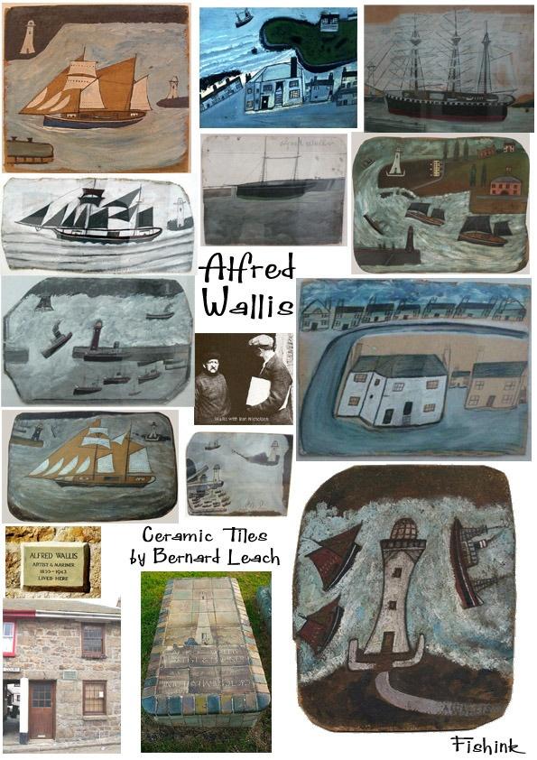 Alfred Wallis (18/10/1855 – 29/10/1942)