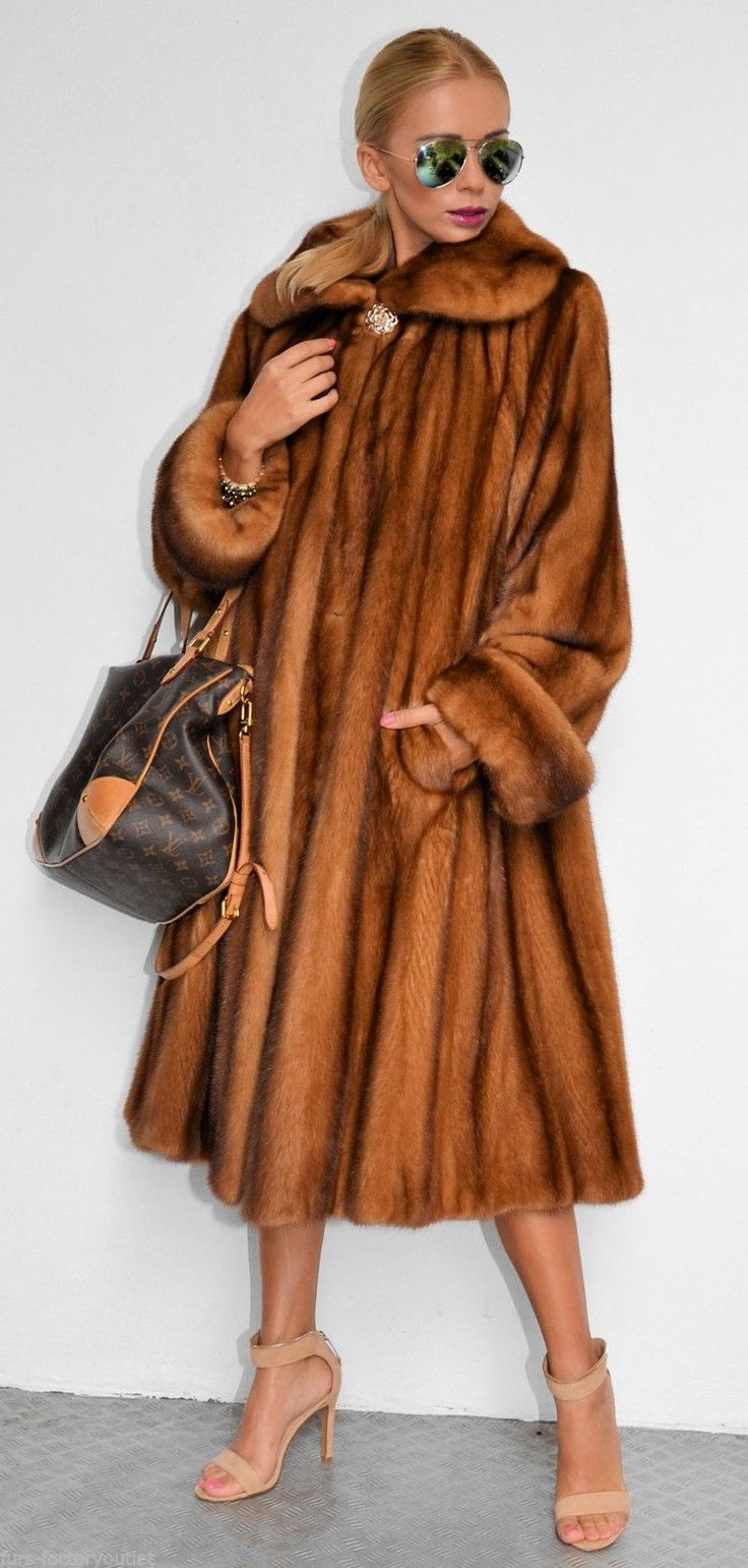 Sable Fur Coat >> mink fur coat … | Vison | Fur,