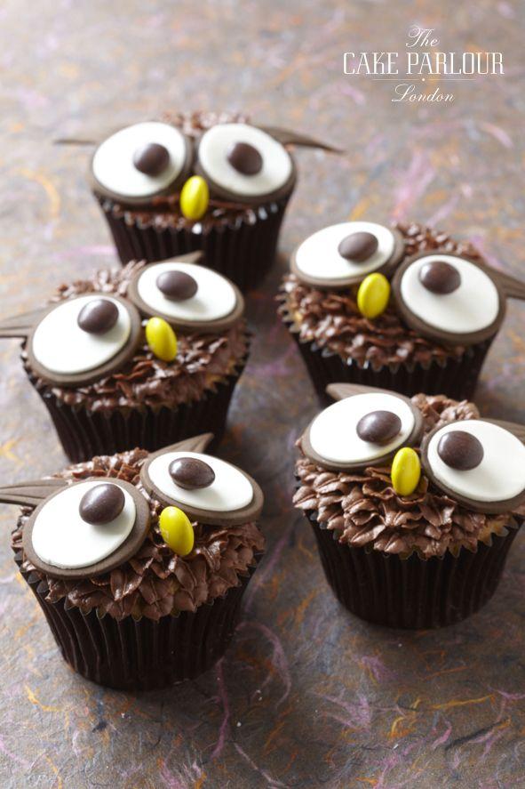 Best 25 Owl Cupcakes Ideas On Pinterest Easy Owl Cake