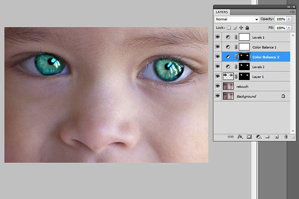 как в фотошопе сделать изображение более четким