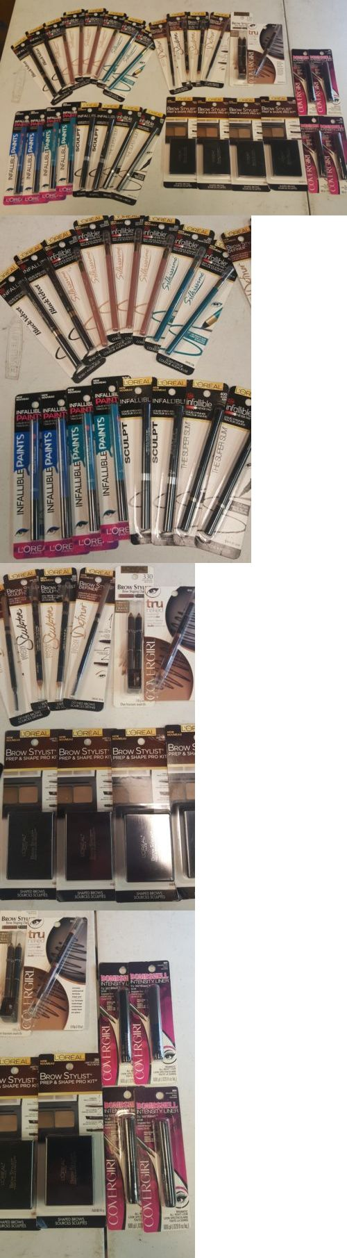 wholesale Makeup: 30 Pc Make-Up Mix Wholesale Lot , L Oreal,Covergirl, Eyeliner And Brow. -> BUY IT NOW ONLY: $69.99 on eBay!
