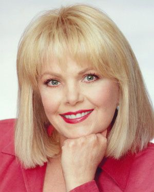 "Ann Jillian, actress best known for her role on the sitcom ""It's a Living"" she was one of the first female celebrities to say she had breast cancer."