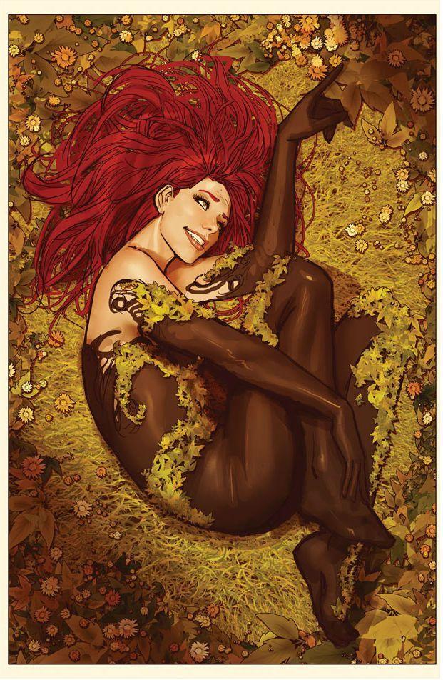 Poison Ivy by Stjepan Sejic