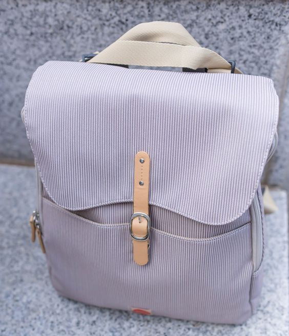 The Pacapod Hastings Diaper Bag Back Pack - Plenty of room, compartments, and so easy to take on the go!