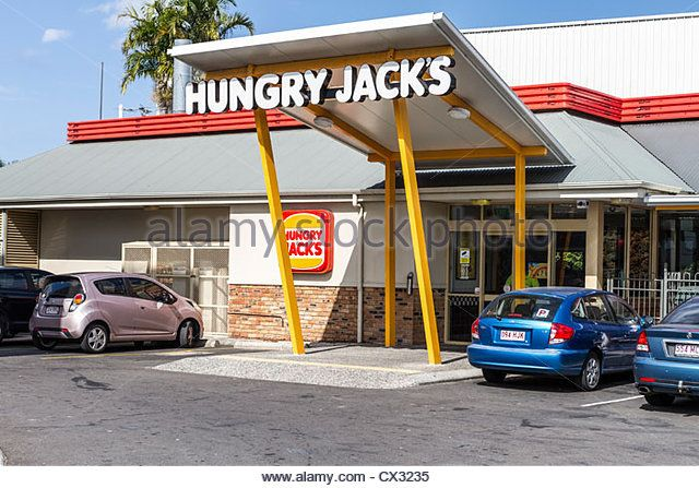 Hungry Jacks Stock Photos & Hungry Jacks Stock Images - Alamy