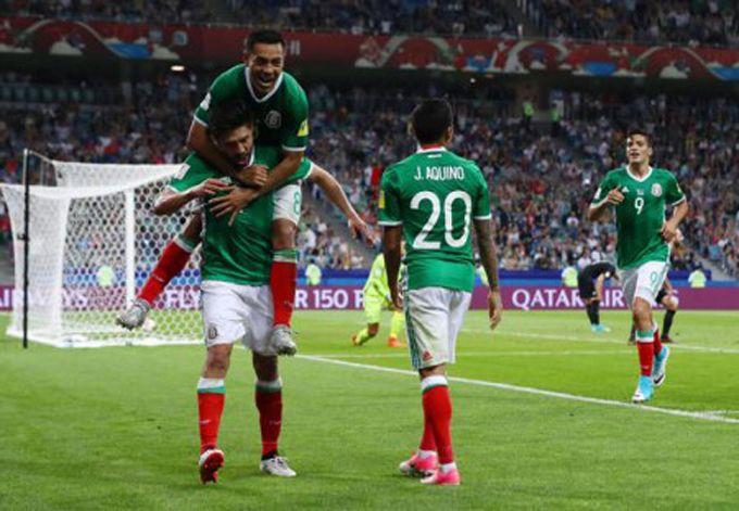 México intentará hacer historia ante Alemania en la Confederaciones #Deportes #Fútbol
