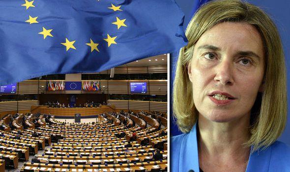 REVEALED: The EU's £1TRILLION plans kept secret until AFTER the referendum