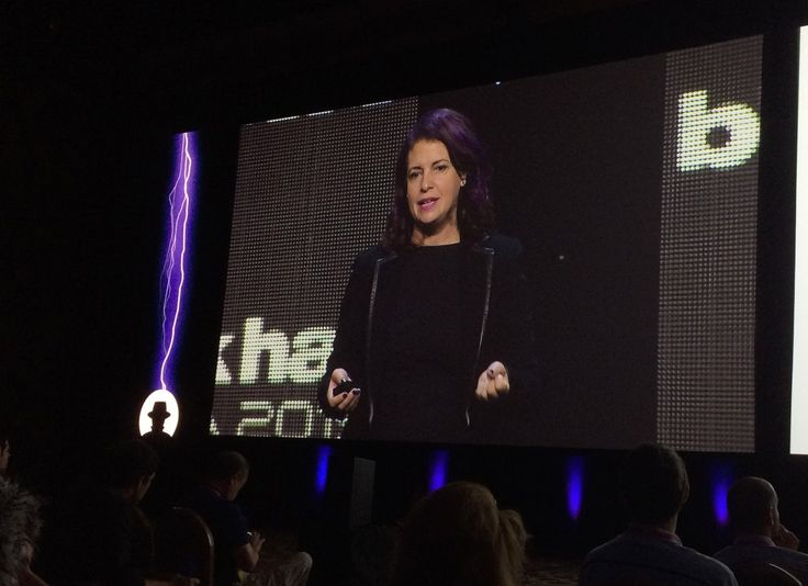 Black Hat security conference: Jennifer Granick says Internet freedom may be dying.