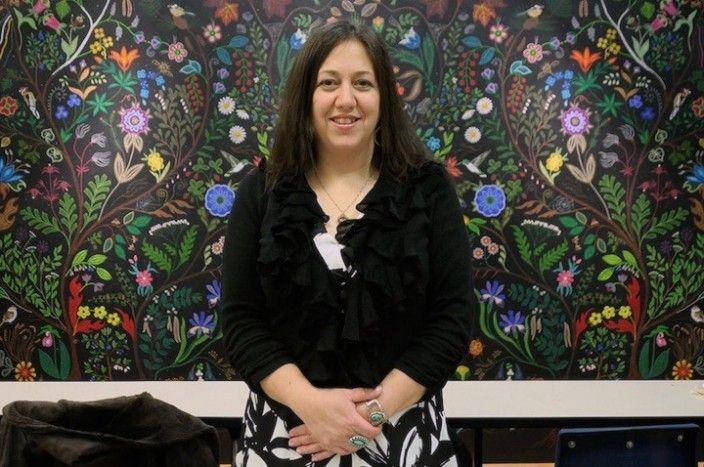 Interview with Metis Artist Christi Belcourt.