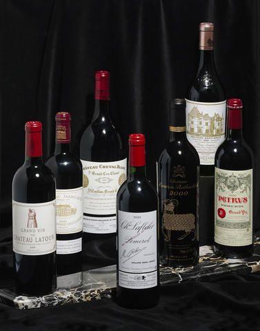 Château Mouton Rothschild 2000  Pauillac 1er Grand Cru Classé 1 dozen bottles owc #GiftForTheWineLover