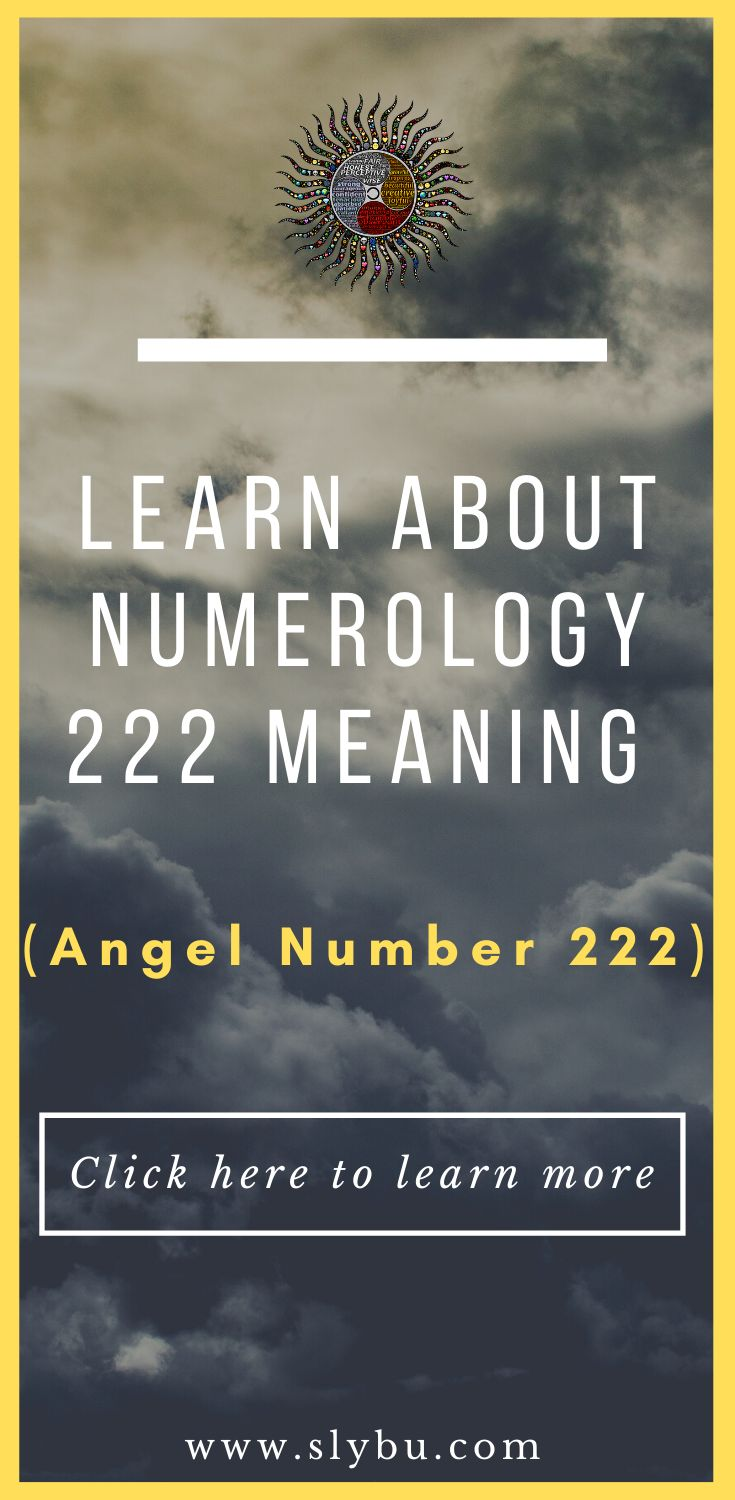 Angel number 222 learn about numerology 222 meaning