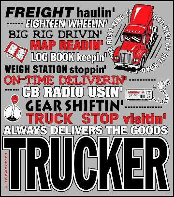 Rig Quote 57 Best Truckers' Wife Images On Pinterest  Big Trucks Trucker .