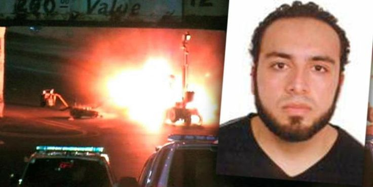 Αυτός είναι ο 28χρονος βομβιστής του Μανχάταν – Στη δημοσιότητα η φωτογραφία του