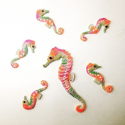 Eleanor Pigman: The Seahorse Dance