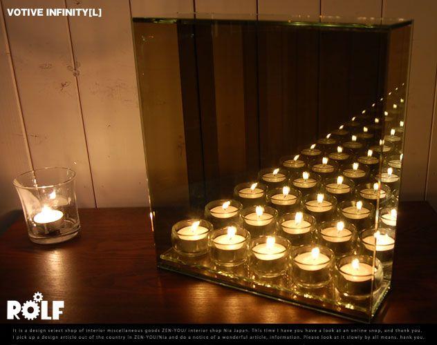 63 best Infinity mirror ideas images on Pinterest | Infinity mirror ...