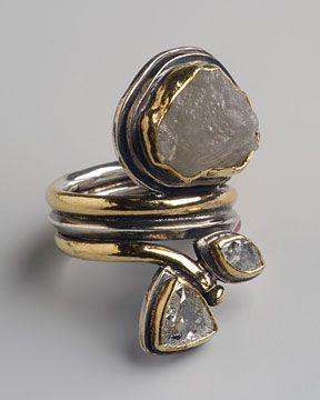 ^Barbara Bertagnolli | Italian jewellery designer and goldsmith based in London, UK