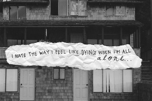 Suicidal quote