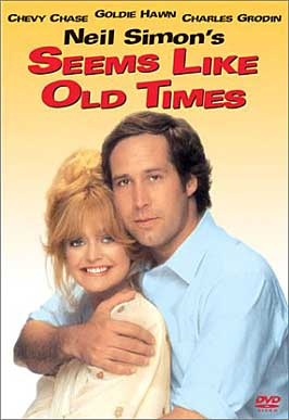 .Book, Seems Like Old Time, Chevy Chase, Charles Grodin, Favorite Movie, Watches, Goldie Hawn, Favorite Film, Time 1980
