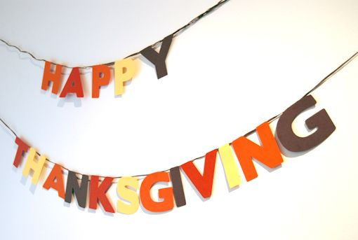 hippanonymous: Thanksgiving DIY Decorations - Wall Hanging