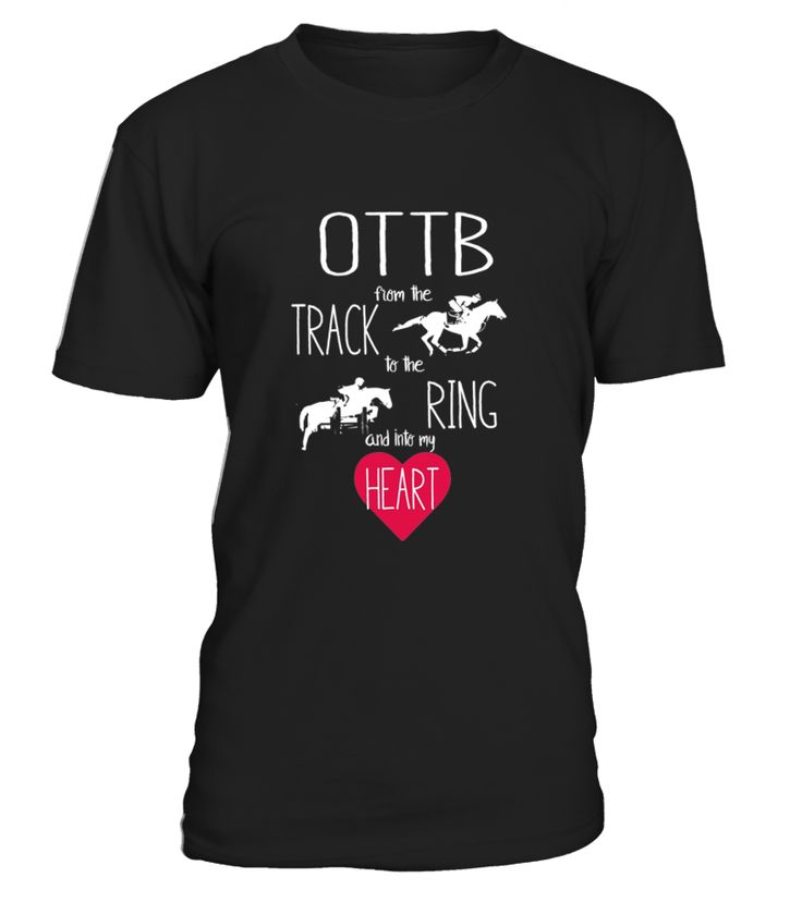 Ottb Off Track Thoroughbred Horse Love Equestrian
