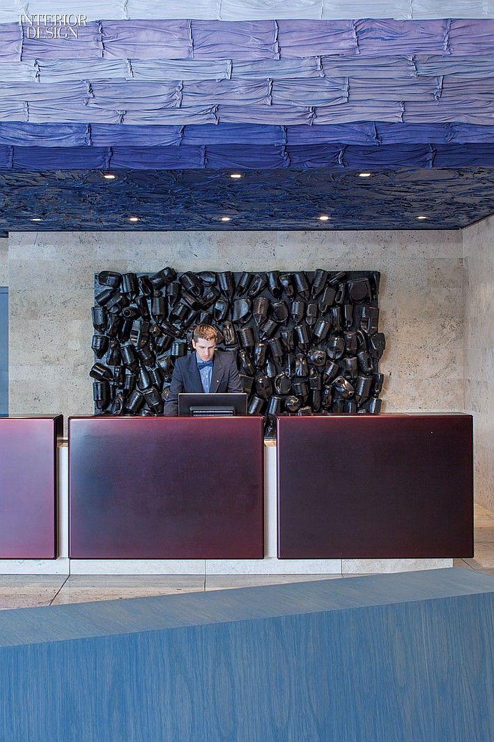 Interior Landscape: Garden Designer Sean Knibb Takes On His First Hotel | Projects | Interior Design