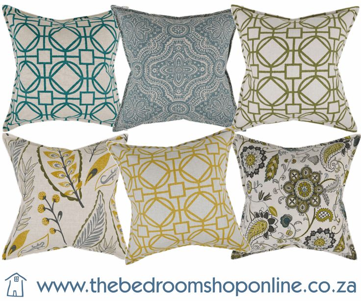 Trendy scatter cushions available to order online