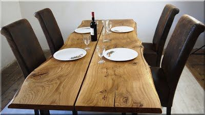 tölgyfa asztallap