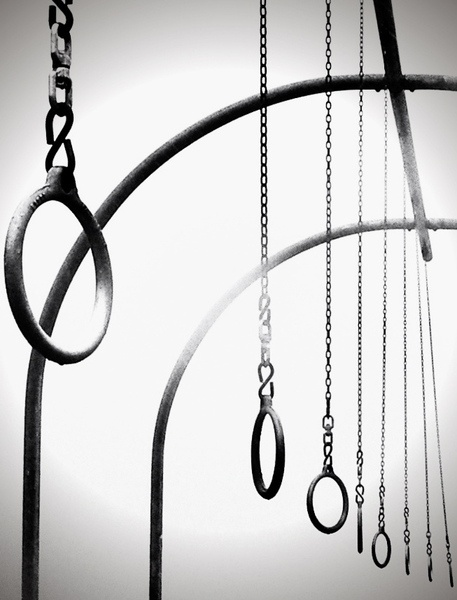 Swings (jeaniechoe): Rings Jeaniecho, Swings Jeaniecho, Playground Equipment, Standards Playground, Plays Rings, The Bride, Playground Rings, Crosses, Swings Rings