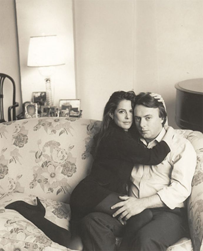Hitch and Carol Blue