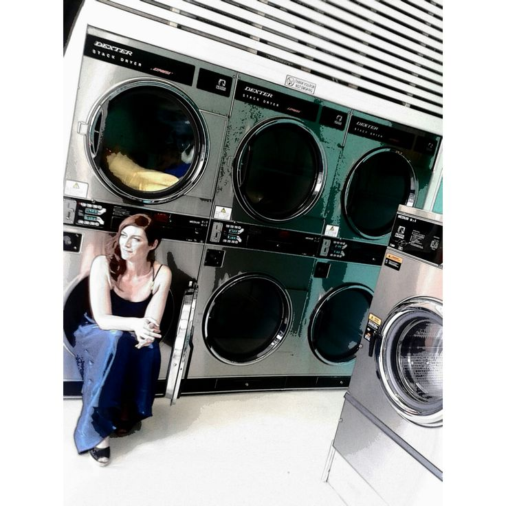Waiting by the dryers #collusionmusic #photoshoot #laundromat