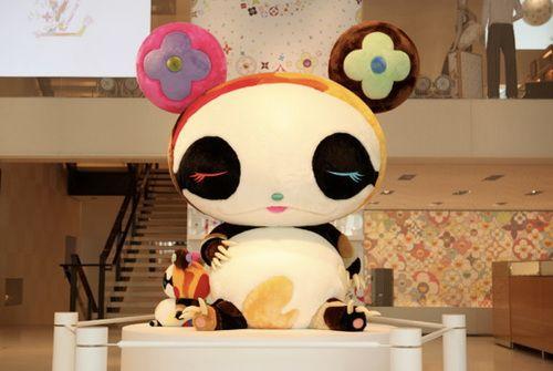 ☮✿★ Louis Vuitton Panda ✝☯★☮