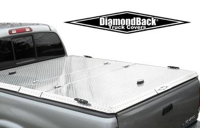 DiamondBack SE Tonneau Covers | Hard Folding Tonneau Cover
