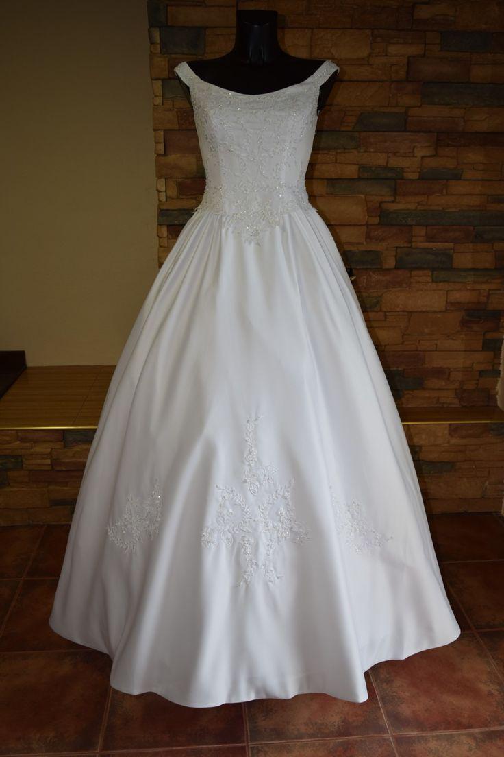 AKCE-nové luxusní svatební šaty, dovoz USA   Levné svatební šaty, svatební šaty levně - prodej