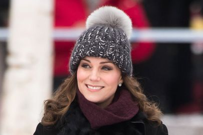 Kensington Palace has responded to the backlash around Kate Middletons fur bobble hat