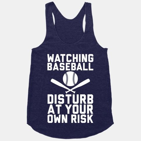 Watching Baseball - Football, Hockey, Soccer, create yours with heat transfer materials and a heat press today!