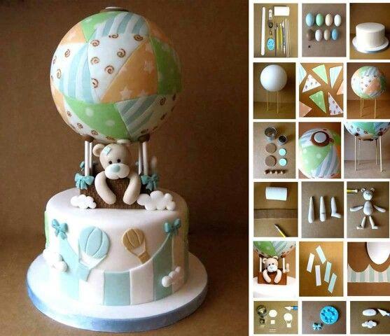 Diy Hot Air Balloon Cake Pops