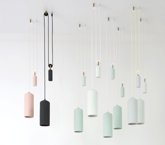 AphroChic: The New Trend In Lighting: Pastels