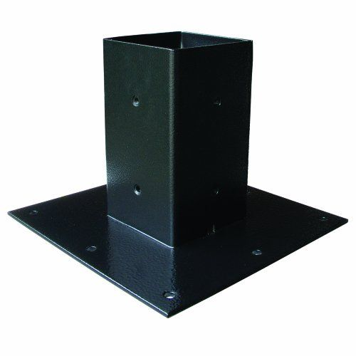 Mail Boss 7155 Surface Mount Base Plate Mail Boss http://www.amazon.com/dp/B001R5EO7M/ref=cm_sw_r_pi_dp_wWf6vb1AEDRGS