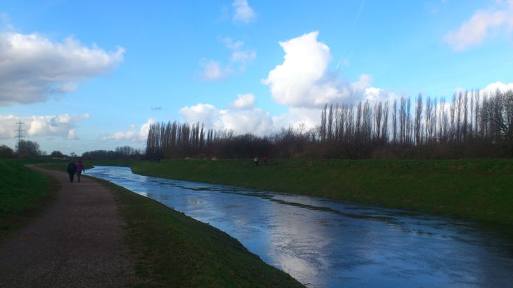 River Mersey - Chorlton (Manchester)