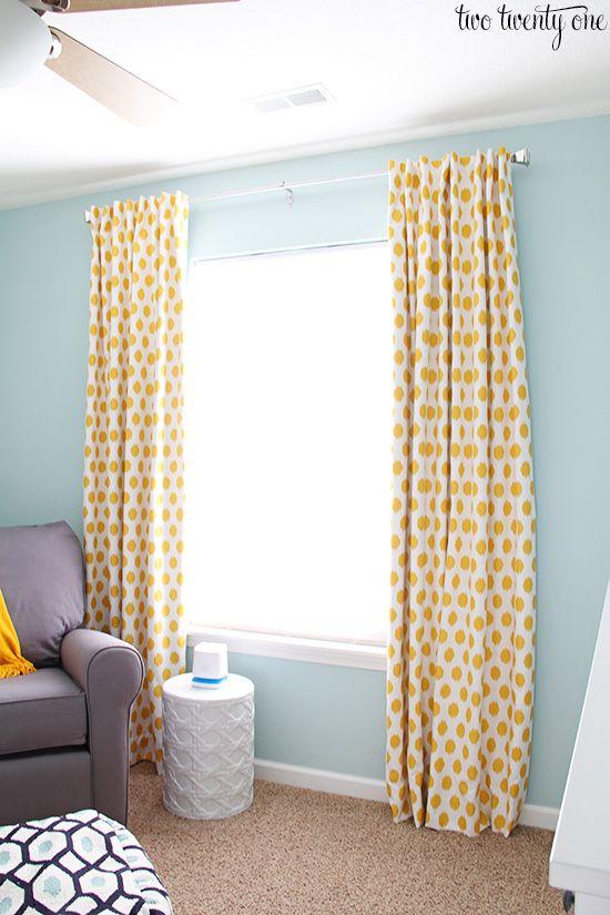 best 25 blackout curtains ideas on pinterest window curtains curtains and how to hang curtains. Black Bedroom Furniture Sets. Home Design Ideas