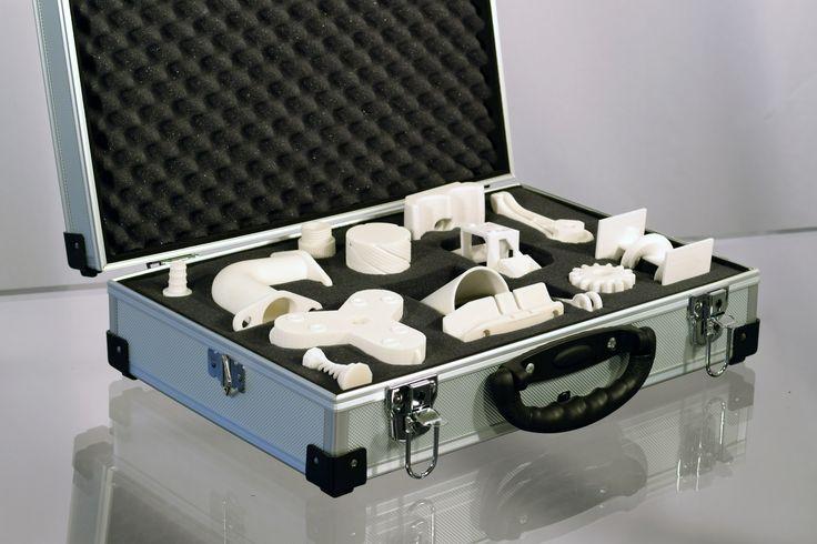 3D Print samples on the road | Blueprinter