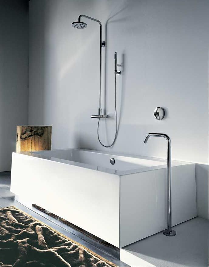 grifo-bañera-zucchetti-isystick- en venta en la tienda online terraceramica.es #grifos #grifería #baños #diseño #arquitectura #terraceramica