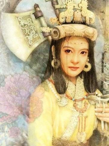 625-705 CE 'The Empress Wu Chau', was one of the most powerful women in history. She is said to have been a forceful, innovative and ruthless leader, with the dismissal, exile or execution of any of her opponents. Her navy led a decisive victory at sea which ended China's long running war with Korea. Her reign insured decades of peace and prosperity and it is said that no other woman except for Elizabeth I and Catherine the Great, retained so much power, over such a vast Empire.