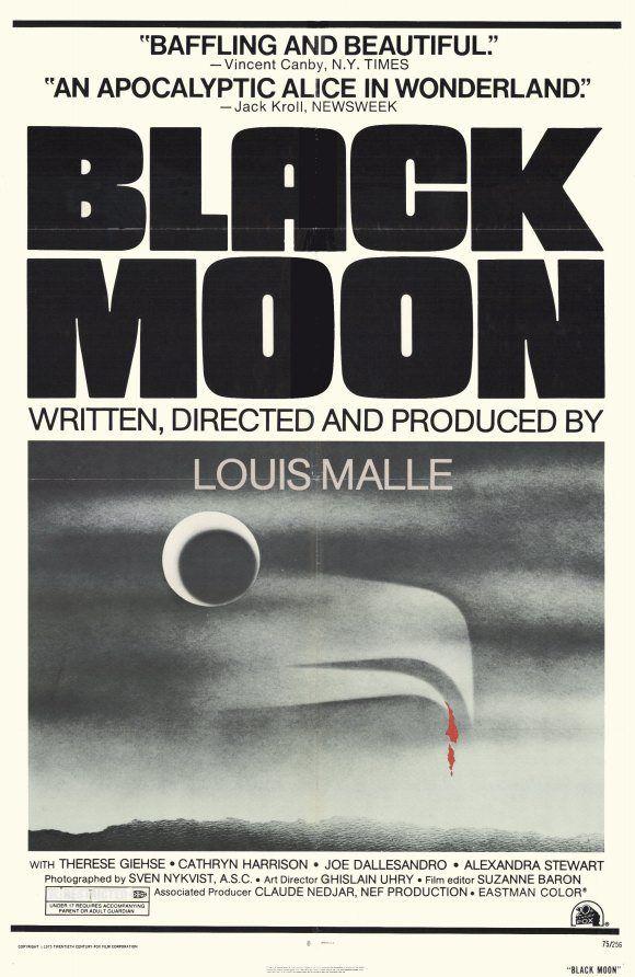Black Moon — Louis Malle (Full Film)