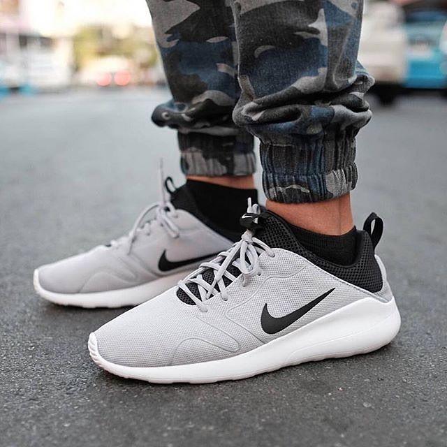 Nike Nike Kaishi Print Black Casual Shoes - Men