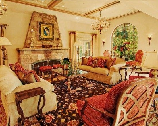 The 25 best Tuscan living rooms ideas on Pinterest Tuscany