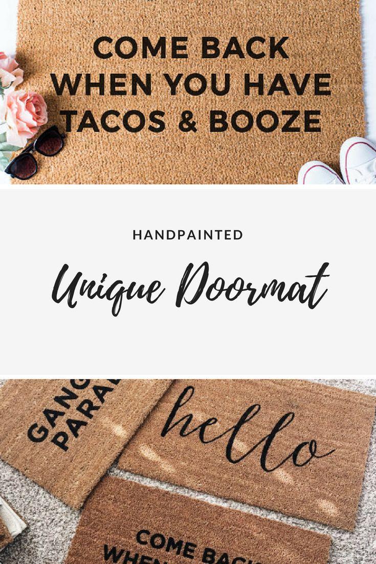 Best 25+ Modern doormats ideas on Pinterest | Modern door mats ...