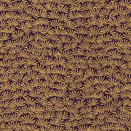 Robert Kaufman Fabrics: HRK-551103L-3 from Hyakkaryouran Sateen
