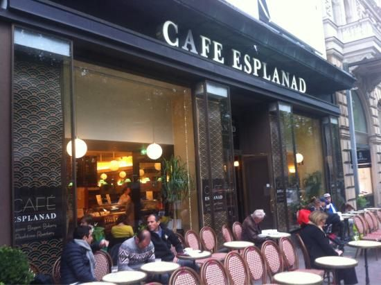 café esplanad helsinki - Google Search